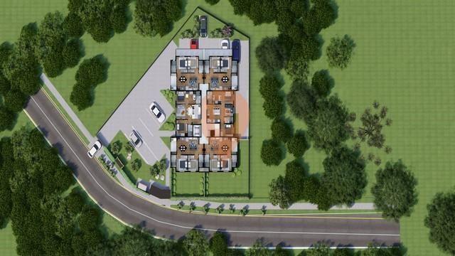 Apartamento residencial à venda, mossunguê, curitiba. - Foto 13