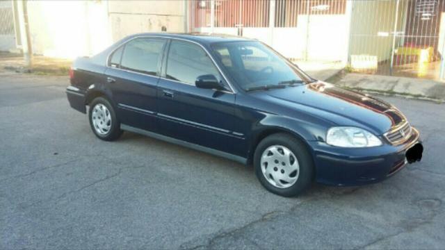 Vendo Honda Civic Lx 00 (Automático)NÃO ACEITO TROCAS
