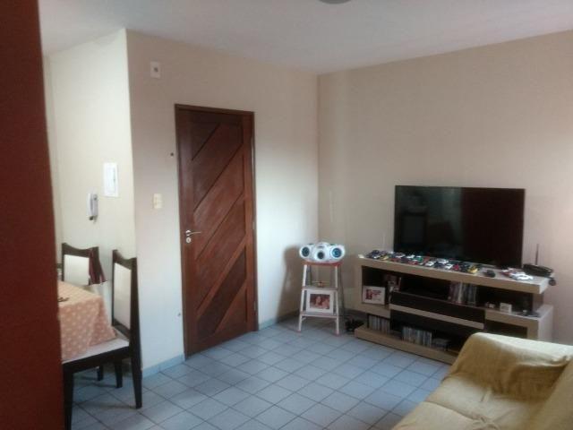 Apartamento na Zona Norte próximo a TelePerformance - 53m² - 2/4 - 1 vaga