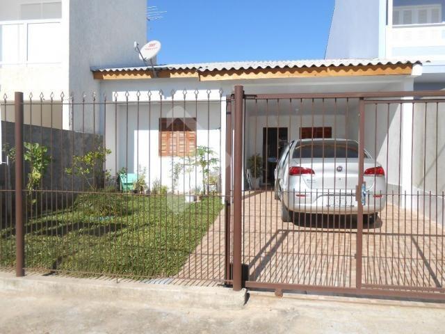 Casa à venda com 2 dormitórios em Igara, Canoas cod:193930