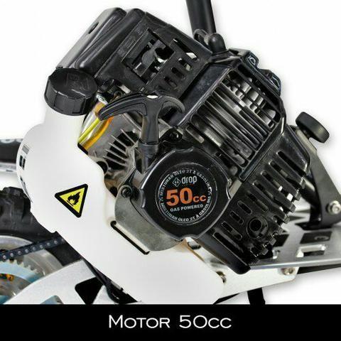 Patinete Motorizado MO TORK 2-MARCHAS