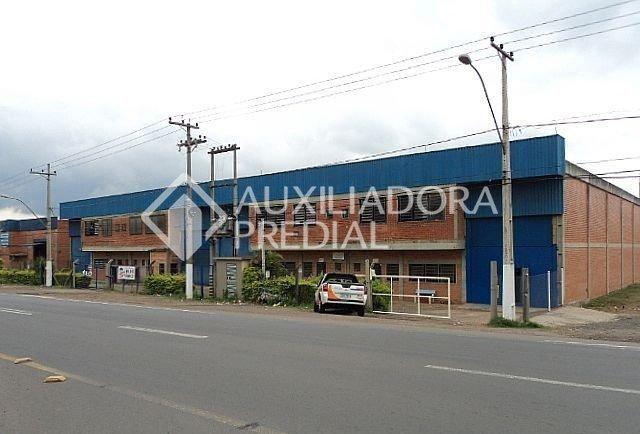 Galpão/depósito/armazém para alugar em Distrito industrial, Cachoeirinha cod:255197 - Foto 4