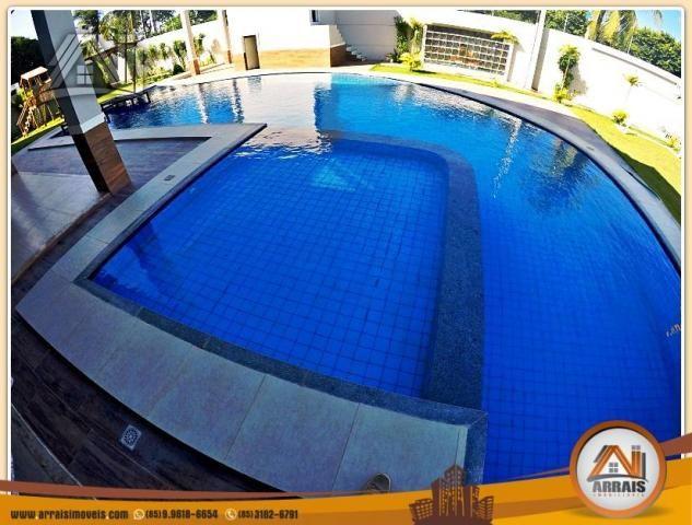 Vendo casa duplex em condomínio c/ 3 suítes no Eusébio - Foto 2
