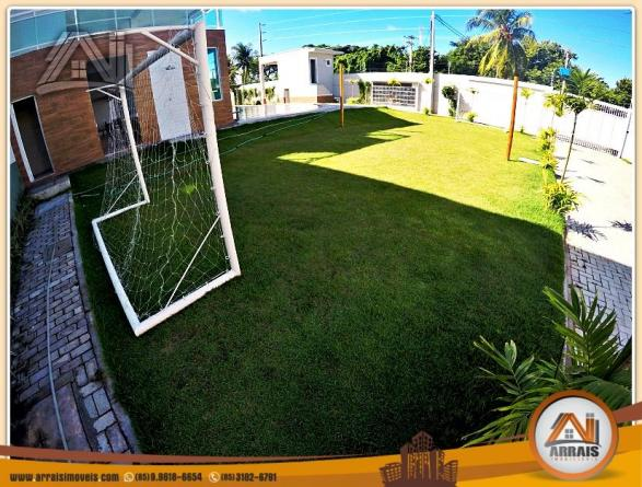 Vendo casa duplex em condomínio c/ 3 suítes no Eusébio - Foto 5