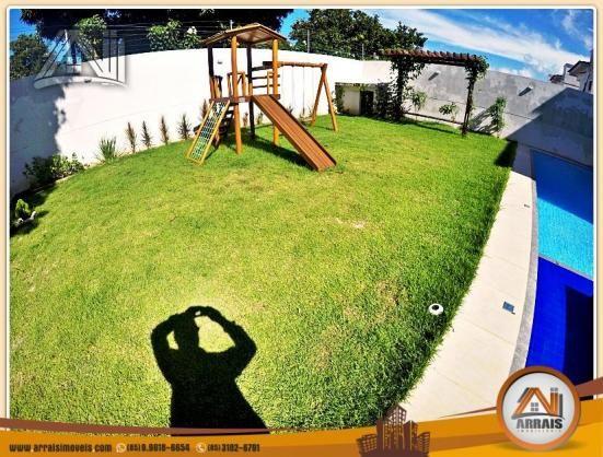 Vendo casa Duplex em Condomínio c/ 3 suites no Eusébio - Foto 4