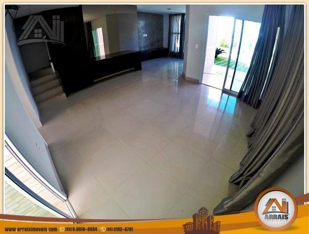 Vendo casa Duplex em Condomínio c/ 3 suites no Eusébio - Foto 6