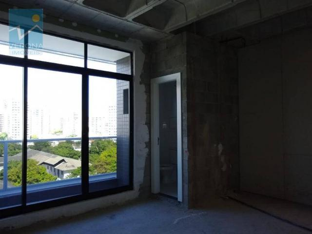 Sala para alugar, 30 m² por R$ 2.600/mês - Aldeota - Fortaleza/CE - Foto 5