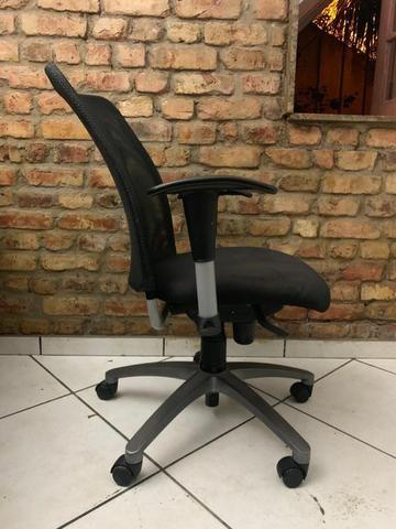 Cadeira Giratória Albertflex - 4npis r rlf 1 - Foto 4