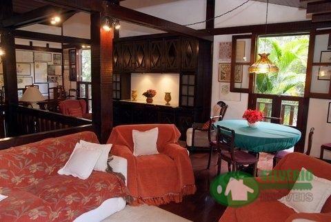 Casa à venda com 4 dormitórios em Fazenda inglesa, Petrópolis cod:697
