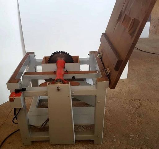 Máquina profissional de serra circular - Foto 4