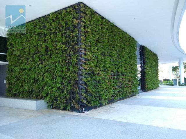 Sala para alugar, 30 m² por R$ 2.600/mês - Aldeota - Fortaleza/CE - Foto 10