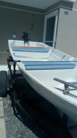 Barco passeio/pesca