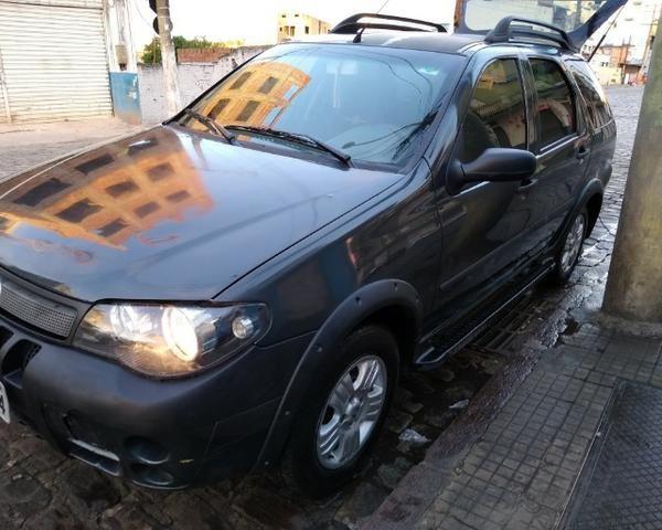 Fiat Palio wekend adventure 1.8 8v 2007