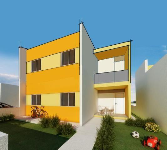 Casa Pronta - Financiamento caixa ou banco do brasil - 2 quartos - Pronta em Rendeiras - Foto 12