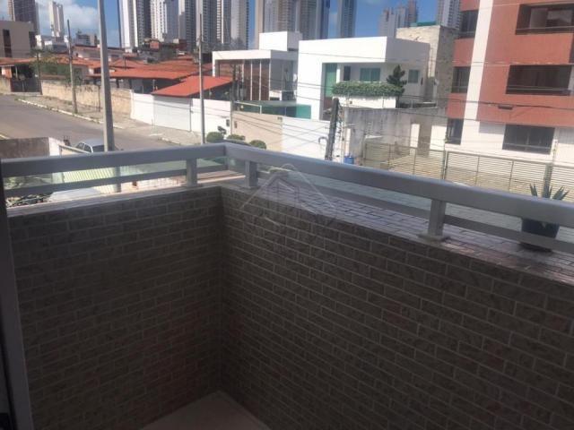 Apartamento à venda com 2 dormitórios em Altiplano cabo branco, Joao pessoa cod:V1573 - Foto 20