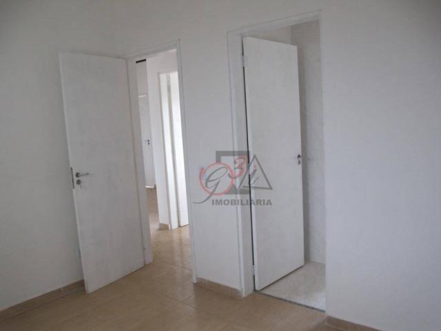 Casa nova 2 dormitorios, 1 suite, 2 vagas, piscina, em condominio Km 44 da Raposo. - Foto 11