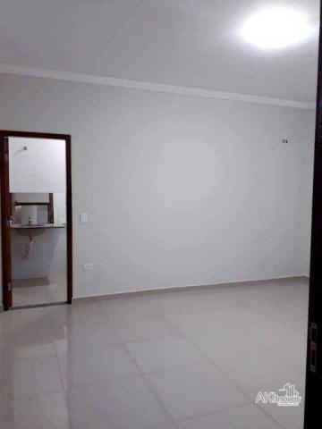 Casa à venda, bem localizada - nova esperança/pr - Foto 10