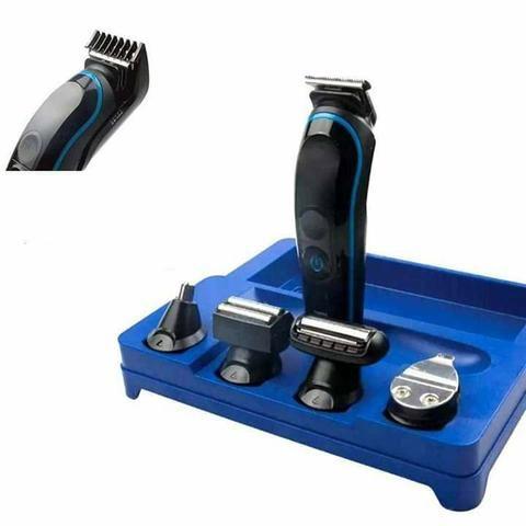 Máquina de Barbear Kemei 5em1 - Foto 3