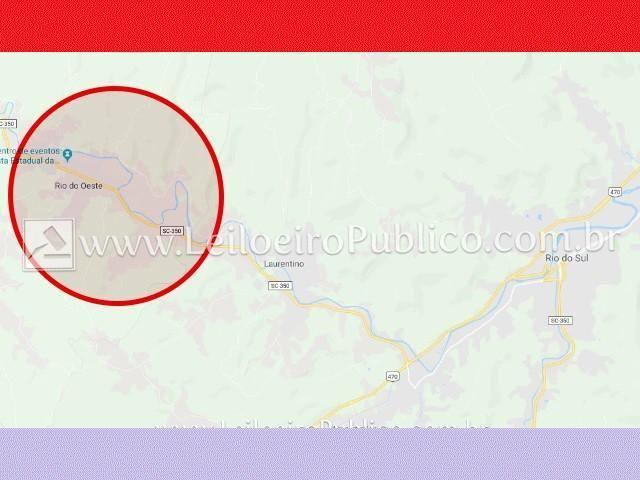 Rio Do Oeste (sc): Terreno Rural 101.343,75 M² giufa xkfwt - Foto 3