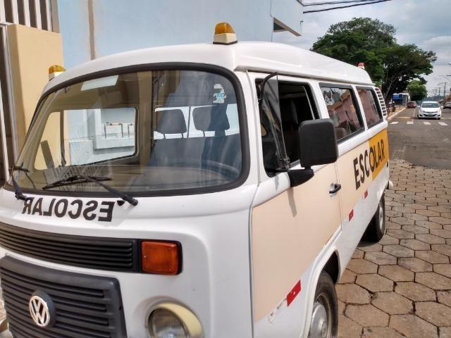 Kombi 2012/2012 Micro-ônibus Original - Foto 2
