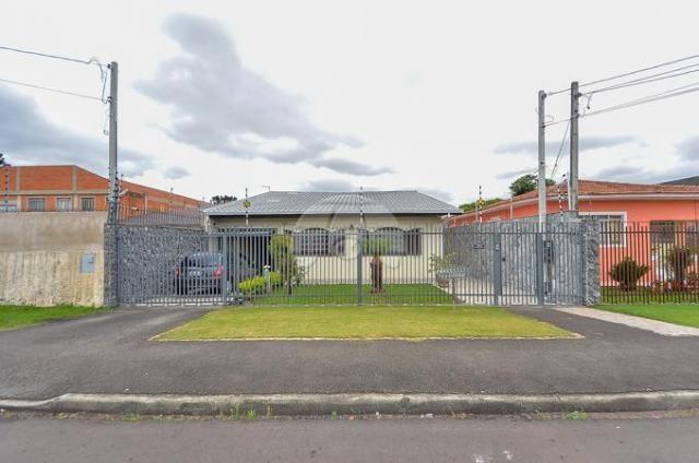 Casa à venda com 5 dormitórios em Hauer, Curitiba cod:156033 - Foto 2