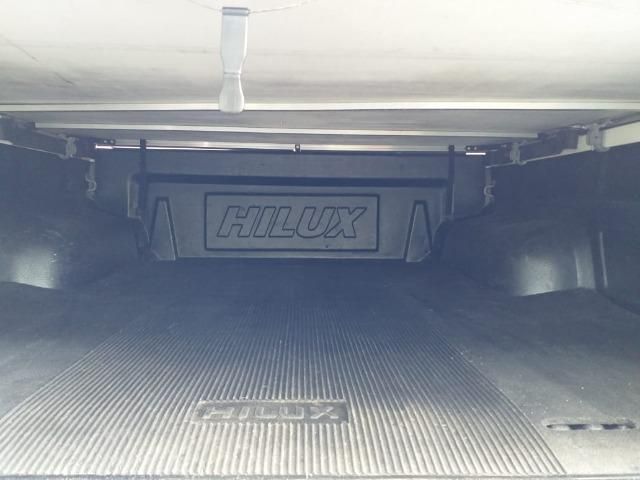 Toyota Hilux Srv Cd 4x4 Aut. Diesel - Foto 4