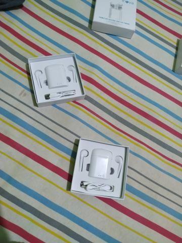 Fone bluetooth i8 mini TWS - Foto 4