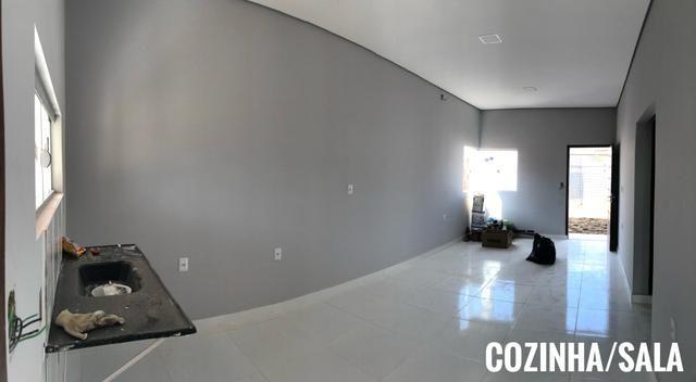 Casa nova financiável, bairro placas - Foto 9