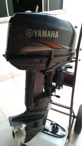 Motor yamaha 25hp 2013