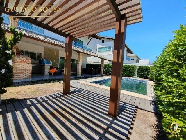 Linda Casa no Alphaville Fortaleza com piscina privativa - Foto 2