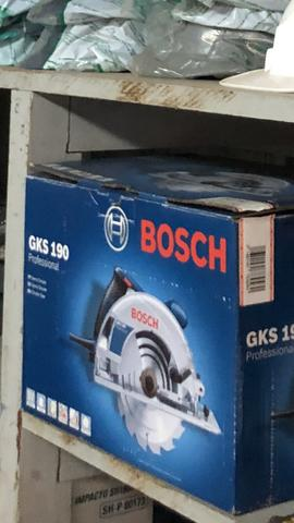 SERRA CIRCULAR Bosch GKS 190 - Foto 2