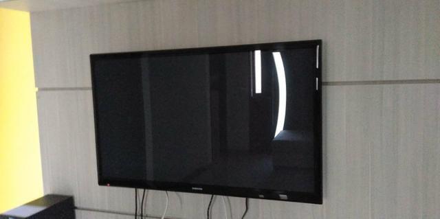 Vendo TV de plasma 43 polegada Samsung