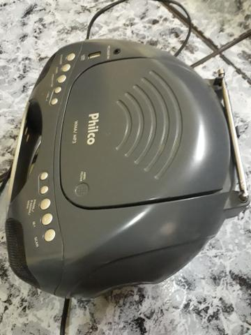 Mini system Philco. CONFIRA!! - Foto 2