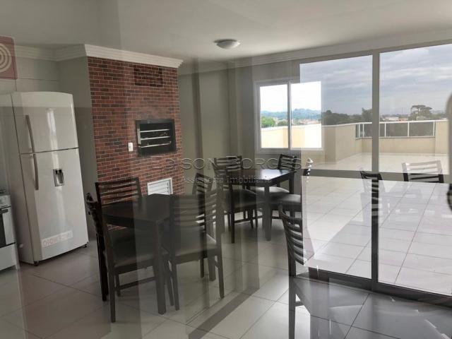 Apartamento à venda com 2 dormitórios em Boa vista, Curitiba cod:EB+2113 - Foto 19