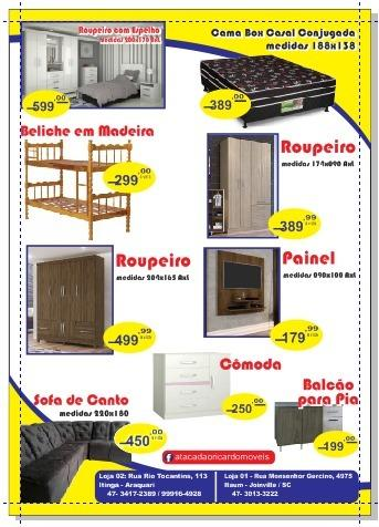 Cozinha compacta so 349,00 preço da fabrica - Foto 4