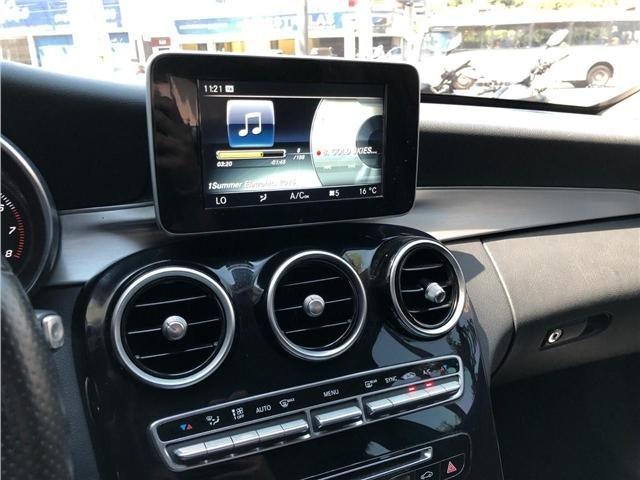 Mercedes-benz C 180 1.6 cgi avantgarde 16v turbo gasolina 4p automático - Foto 12