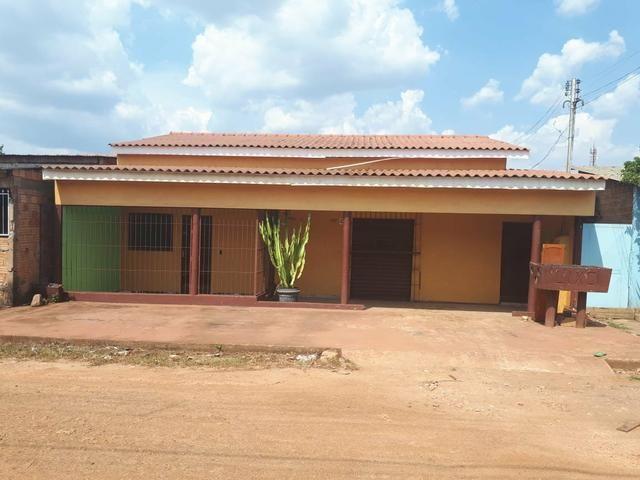 Vendo Casa em porto velho ou TROCO por uma em Boca do Acre