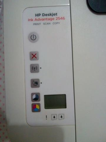 Vendo uma impressora HP multifuncional em ótimo estado de conservação - Foto 4