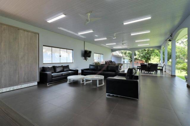 Chácara à venda e *permuta, 4500 m² - Porto Dourado - Foto 11