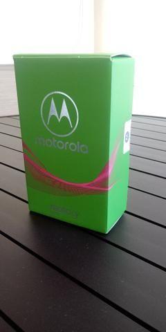 Vendo Celular Motorola Novo