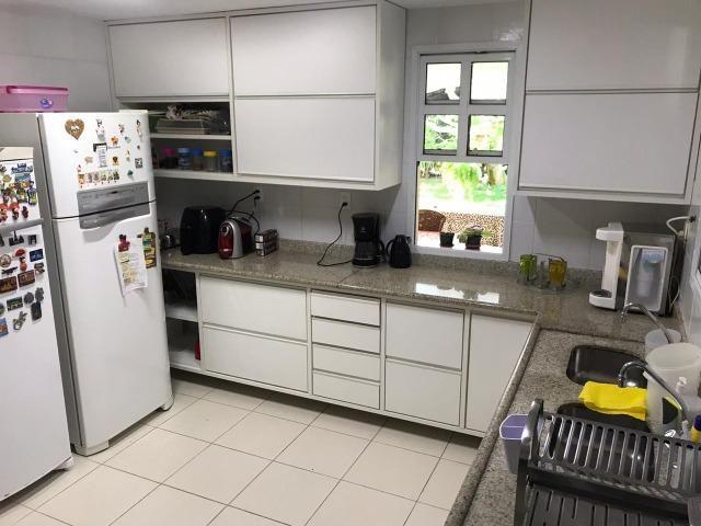 Casa 5 Suítes Itapuã Condomínio Golf 4 Rodas Alto Luxo - Foto 14