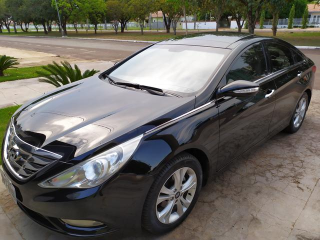 Vendo Sonata GLS modelo 2012