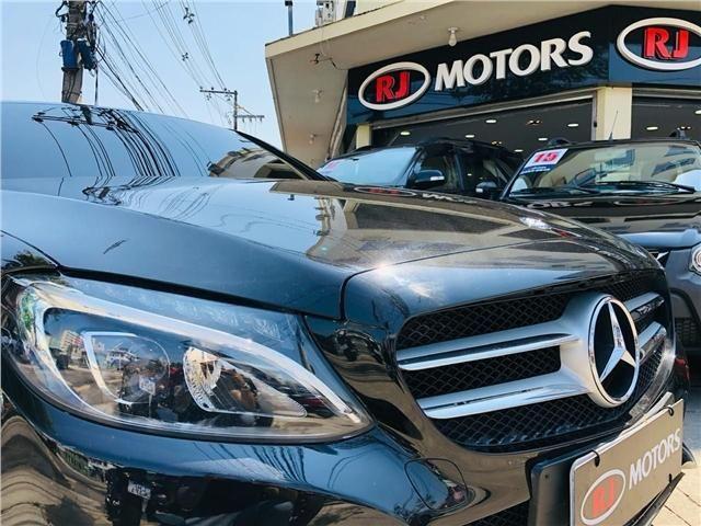 Mercedes-benz C 180 1.6 cgi avantgarde 16v turbo gasolina 4p automático - Foto 4