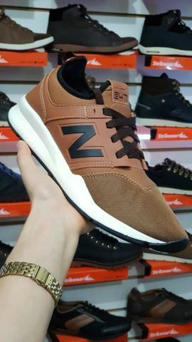 Tênis New Balance Preto - Foto 4
