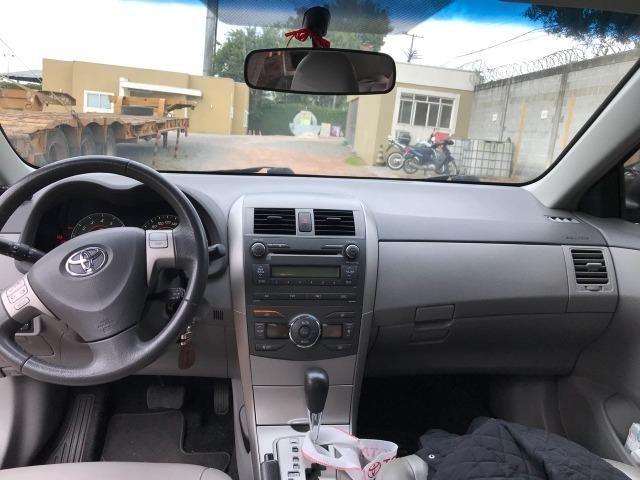 Corolla Xei 1.8 Flex 16V Aut. 2010/2010 - Foto 3