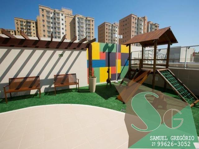 SAM - 66 - Via Sol - 2 quartos - 48m² - Morada de Laranjeiras - Serra, ES - Foto 3