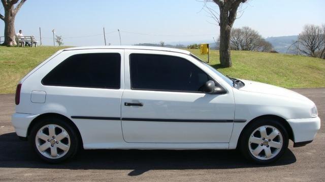VW Gol 1.6 AP 1997 com direção hidráulica - Foto 3