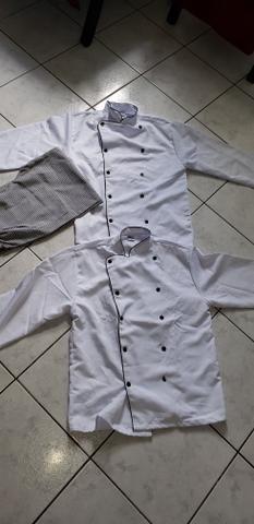 Vestuário pra profissionais e estudantes de gastronomia - Foto 3