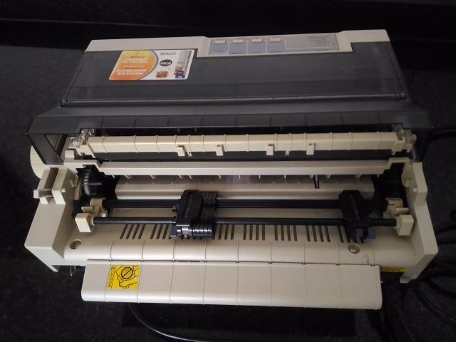 Impressora Matricial Epson LX 300 II - Foto 4