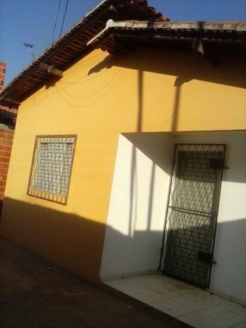 Aluga-se ou vende uma casa em Demerval Lobão, desistência da Caixa!